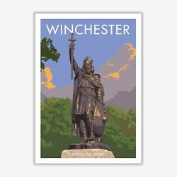 Winchester Art Print By Stephen Millership