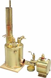 New Saito Steam Boiler Bt-1l For Model Ship Toy Marine Boat Free Shipping