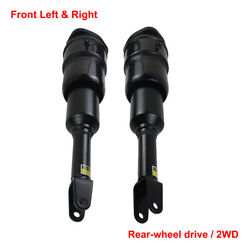 2pcs Air Suspension Shock Absorbers For Lexus Ls 460 Rwd 2007-2012 4.6l V8 Front