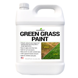 Green Grass Paint For Lawn Turf Dye Colorant Covers Pet Dog Urine Brown Spots