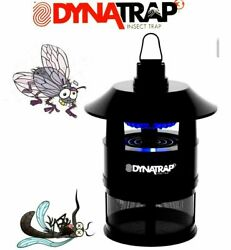 Dynatrap Outdoor Insect Trap, 1/4 Acre, Black. Dt160 New In Box.