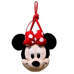 Minnie Mouse Pass Case neck coin Disney Purses Pouch Disney resort limited F S $57.94