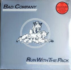 Bad Company - Run With The Pack - 180 Gram 2lp Set New Sealed Expanded Edit