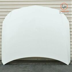+hd91 W218 Mercedes 12-18 Cls Class Hood Panel Cover Assembly White