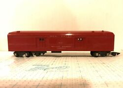 American Flyer S Scale Red 651 New Haven Railway Express Agency