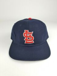 Vintage St. Louis Cardinals Sports Specialties Fitted Hat Cap Wool Size 7 3/8