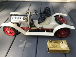 Mamod Steam Roadster Steam Powered Car With Fuel