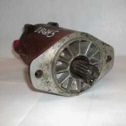 Used Hydraulic Drive Motor Compatible With New Idea Case Ih 1590 1490 Case 1830