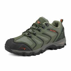 Mens low Low Top Waterproof Outdoor Hiking Backpacking Work Boots Shoes Size US $44.93
