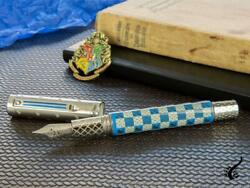 Montegrappa Harry Potter Ravenclaw Fountain Pen, Blue, Ishpr-rc