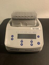 Eppendorf Thermomixer F1.5 With Power Cable 30 Day Warranty