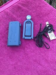 Zelco Itty Bitty Reading Book Light Vol 2 Battery Operated Model 10050 - Blue