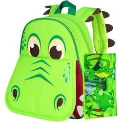 Toddler Backpack 12quot; Dinosaur Backpacks for Boys $18.23