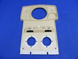 Cessna 210l Overhead Console Cover Assembly P/n 1200214-1 0820-209