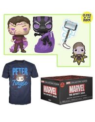 Funko Pop Black Panther 612 Marvel Collector Corps Box Size 3xl