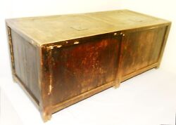 Antique Chinese Coffee Table/treasure Trunk 2858 Circa 1800-1849