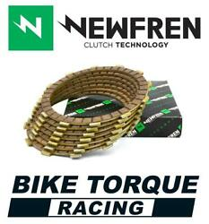 Newfren Oe Series Clutch Friction Plate Kit To Fit Bmw R1200 St 03-07