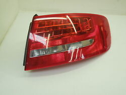 Audi A4 B8 Avant And Allroad Rear Os Right Outer Led Light Cluster 446-1923r