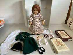 Felicity Pleasant Company Collection Retired American Girl Doll