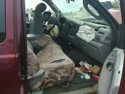 2005 Ford F250sd Pickup Front Seat Bench, Split, 40/20/40, Cloth, Manual, L.