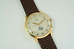 Rolex Precision Award Watch Vintage 14k Dates 1970and039s Very Nice Buy It Now