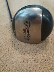 Taylormade 300 Ti Driver 9.5/taylormade Tour S-90 Graphite Right-handed