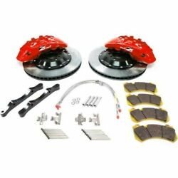 Alcon Bkf7059y07 Rc6 Front Axle Brake Kit - 400x34mm Rotors And 6-piston Calipers