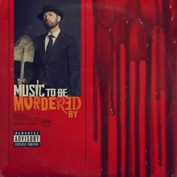 Eminem Music To Be Murdered By New Vinyl LP Explicit Colored Vinyl