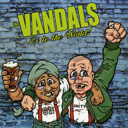 The Vandals - Oi To The World [new Vinyl Lp] Green, Ltd Ed