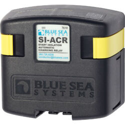 Blue Sea 7610 120 Amp -12/24v Si-series Automatic Charging Relay - 7610