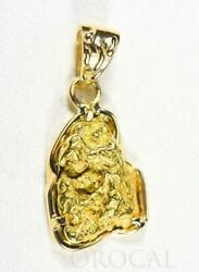 Gold Nugget Cage Pendant Orocal Pachippys47 Genuine Hand Crafted Jewelry - 14