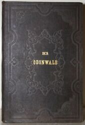 Die Painterly And Romantic Areas Des Odenwaldes In Your - And Gaitan