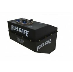 Fuel Safe Dst115 Race Safeandregcellsteel Can W/sf6x10 Top Outletand Foam New