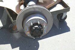 2007-2008 Jeep Wrangler Rear Differential Axle Carrier Re1