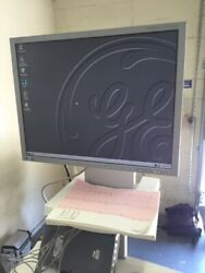 Ge Case Stress Test System Console And Cam-14 Rev. 671, No Treadmill