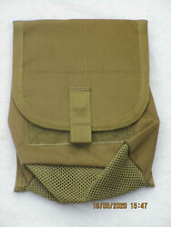 Blackhawk Molle, Strike Speed Clips, Utility Medic Pouch, Coyote Tan Brown