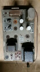 Jukebox Ami Audio Frequency Amp Model Aa -untested