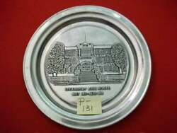 Collectible 1975 Logansport, Indiana High School Memorialization Plate 1913-1975