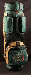 Doral Ryder Open Autographed Golf Bag With Payne Stewart And Jack Nicklaus