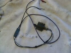 1967 1968 Mustang Cougar Console Auto Trans Shift Light W Power Lead Wire 67 68