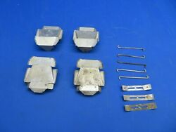 Lycoming Aircraft Engine Inter Cylinder Baffling And Hardware 1 Lot 0920-306