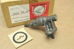 Nos Oem Honda Boat Marine B75 Bf50 Bf8 Bf100 Bf75 Outboard Fuel Consent Joint
