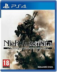 Nier Automata Game Of The Yorha Edition Ps4 Playstation