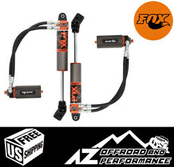 Fox Factory Race Series 3.0 Internal Bypass 2-3 Front Set For And03918+ Wrangler Jl