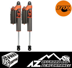 Fox Factory Race Series 3.0 Internal Bypass 2-3 Rear Shocks And03918+ Wrangler Jl