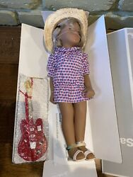 Rare 1984 Sasha Doll Limited Edition Harlequin 184a Trendon Made In England
