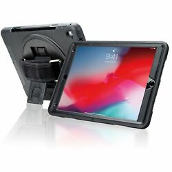 Protective Case With Built-in 360 Degree Rotatable Grip Kickstand For Ipad Pr...