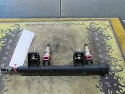27060007 And 270600017 Fuel Rail And Injectors 99and039 Gtx Rfi