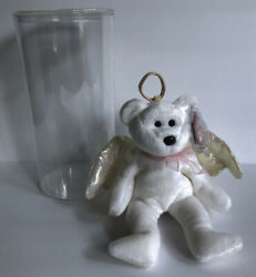 Rare Ty Beanie Baby Halo- Mint With Errors Sealed And Stored Since New