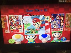 Nintendo Wii 64GB Loaded SD Card CUSTOM For Homebrew Wii Games $59.99
